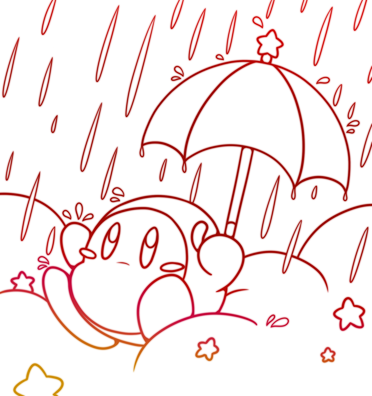 [prize art] rainy dee by Electrosa