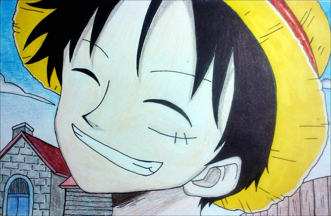 Luffy (is so adorable) by swimli888
