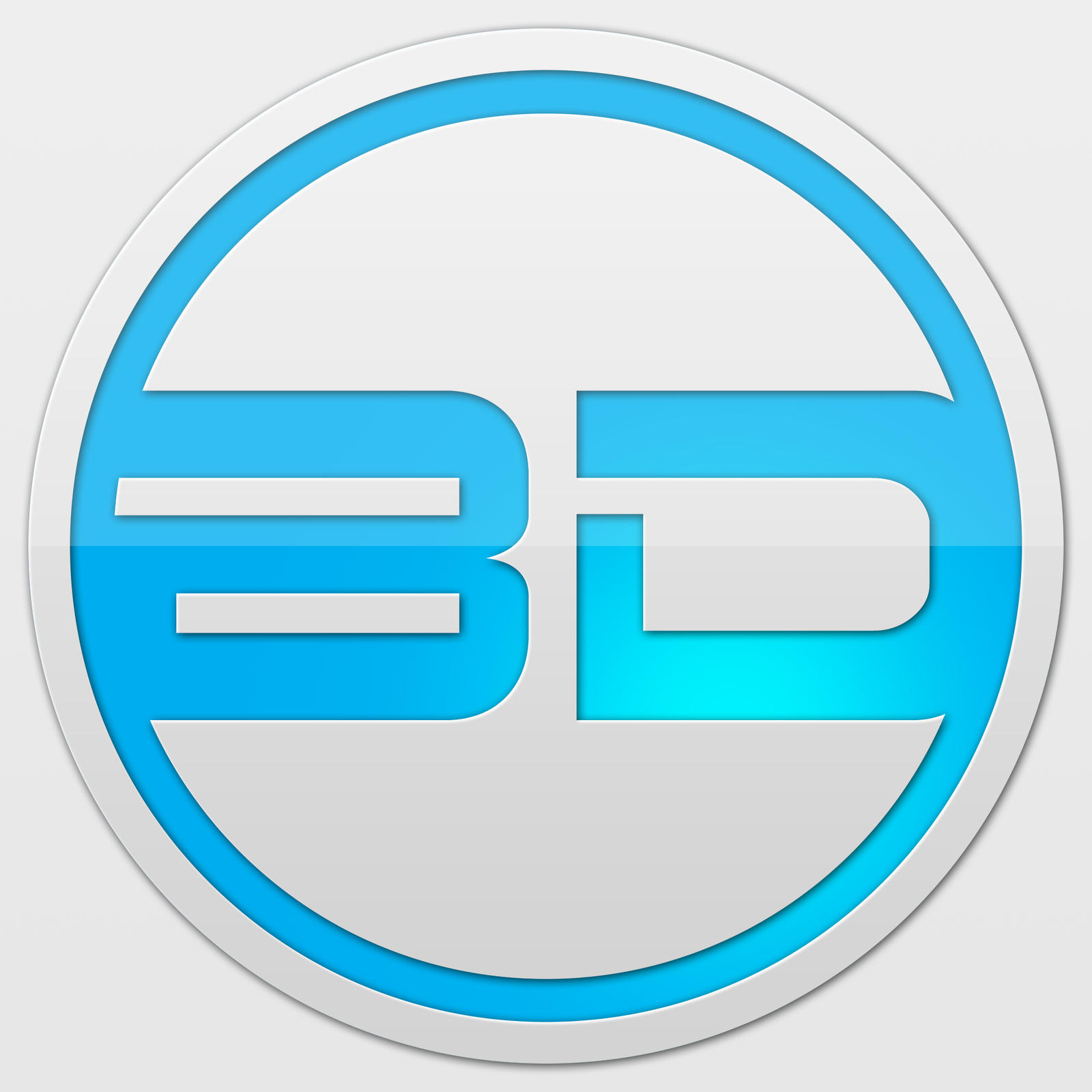 BD Blue Logo by BlackDiamondOne on DeviantArt