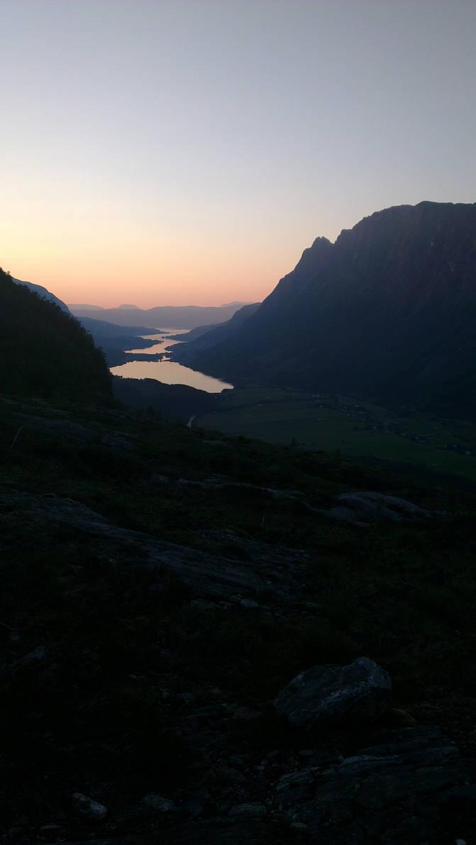 Regndalen, Norway