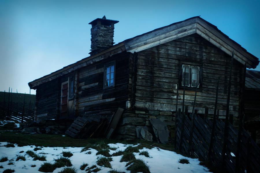 Kvitfjell Cabin