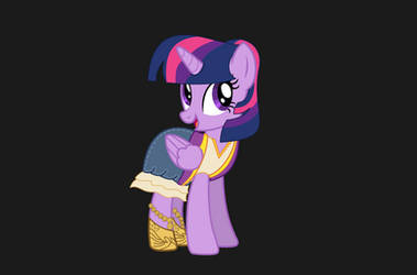 MLP Legend of Everfree Camper Twilight Sparkle by ScoutImusPRIME