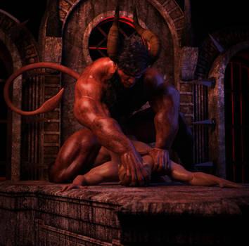 Dark Desires  by NevermoreDesign