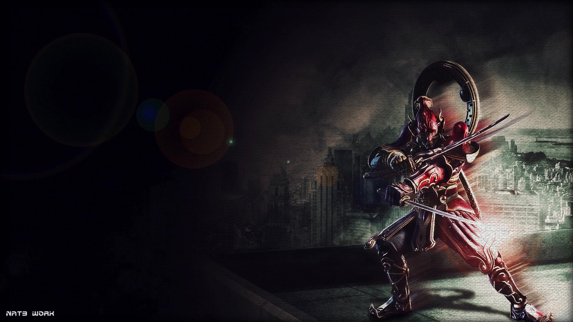 Yoshimitsu - Tekken Tag 2 by Nateworx on DeviantArt