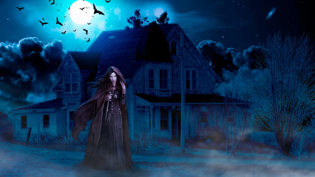 Bruxa da noite by Nateworx