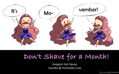 Movember Support the Cause!