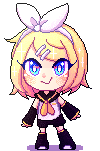 rin Pixel by Bananaproduction