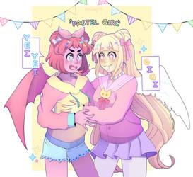 Lesbianitas Pastel