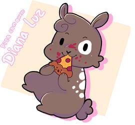 Dianita piza quexo