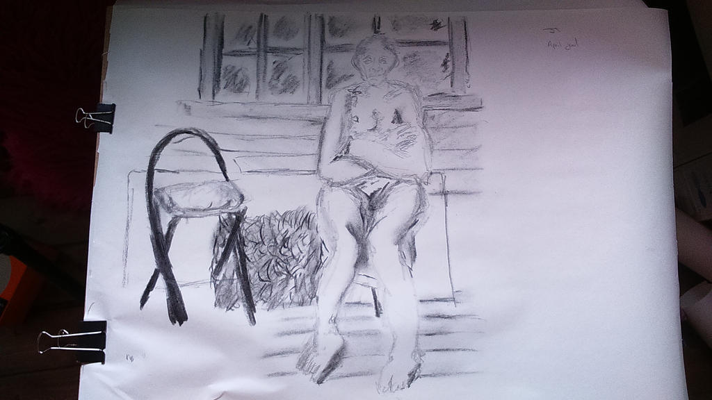 30 minute drawing by john240685