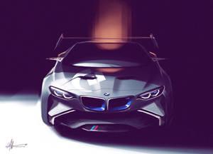 BMW M-power vision GT