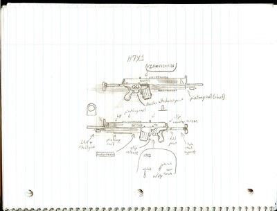 H7X1 Side-View Concept Art