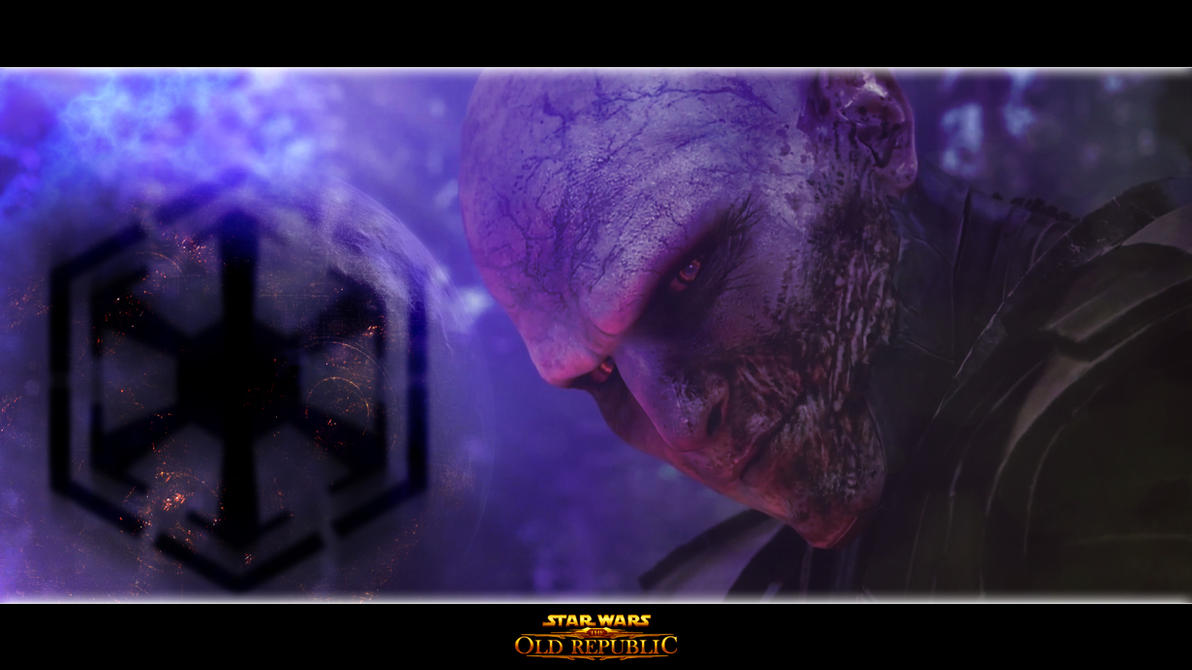 Darth Malgus - Purple by KPants