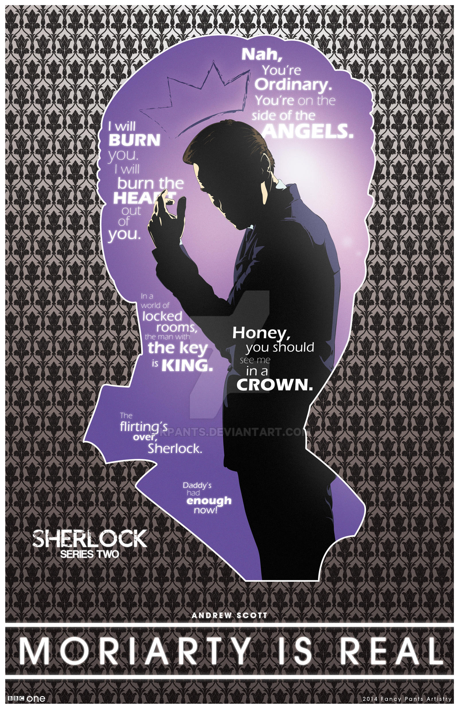 Sherlock: Series Two by KPants