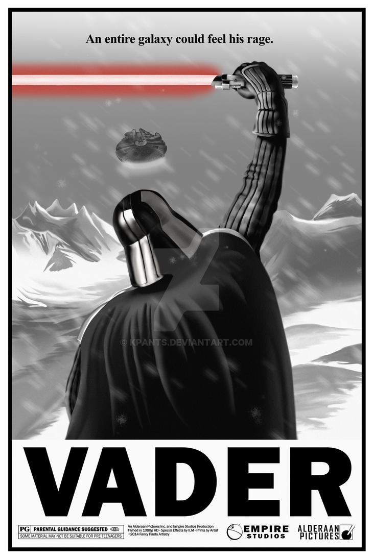 VADER by KPants