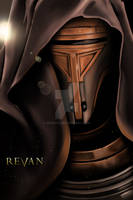 Knights of the Old Republic - Revan Portrait