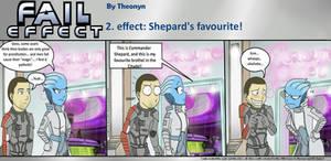Fail Effect 2 - Shepard's favourite