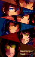 Dipper's Au Part 1 by DarkCatz