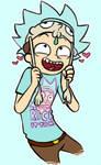 Super Rick Fan Morty