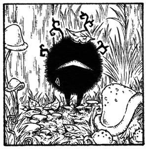 Creature of the mirkwood
