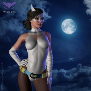 White0wlsuperheroine's Profile Picture