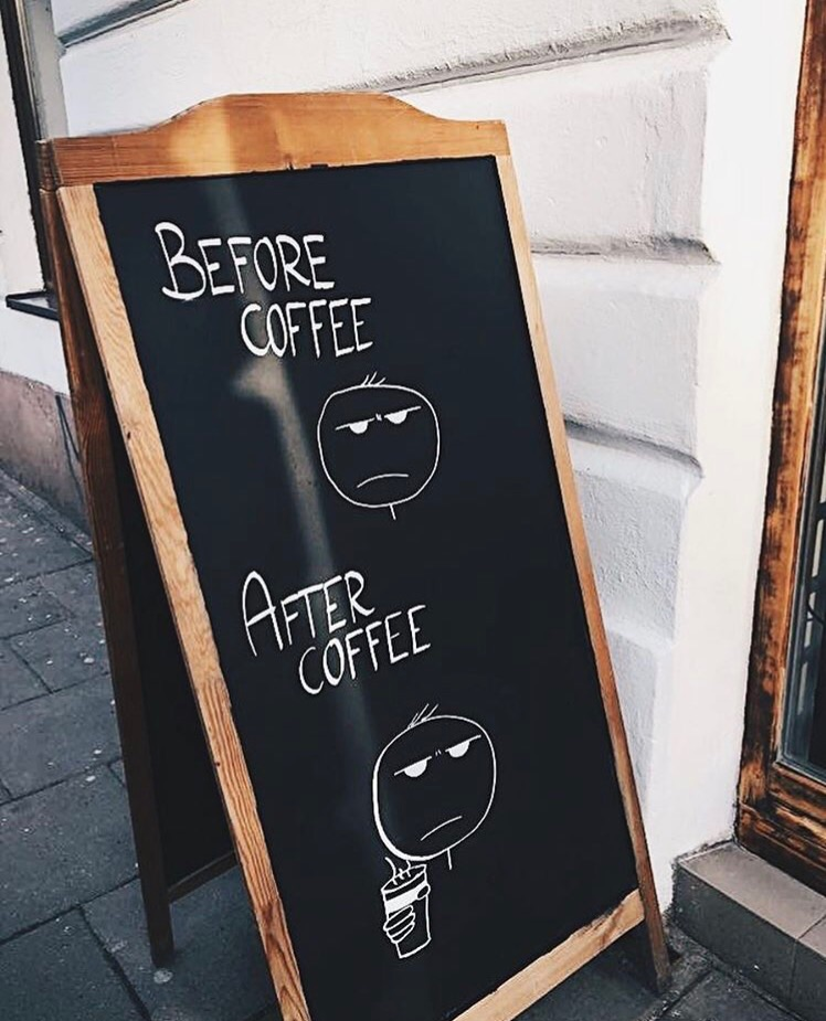 coffee in Krakow by White0wlsuperheroine