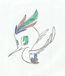 Mr Hummingbird