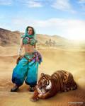 Jasmine, the Desert Princess
