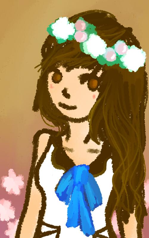 Flower Girl by ryuzakillawliet