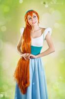 Thumbelina by Kifir