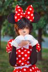 Minnie Mouse by Kifir