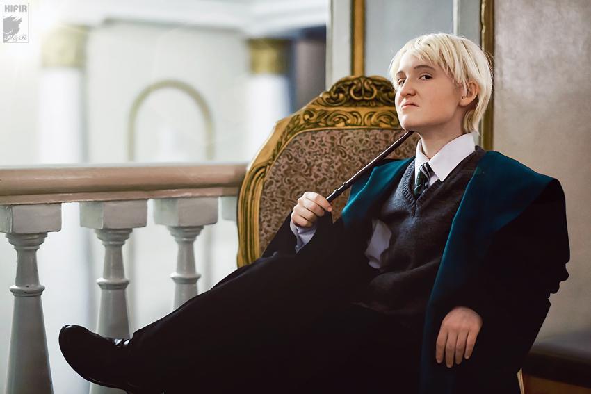 Draco Malfoy by Kifir