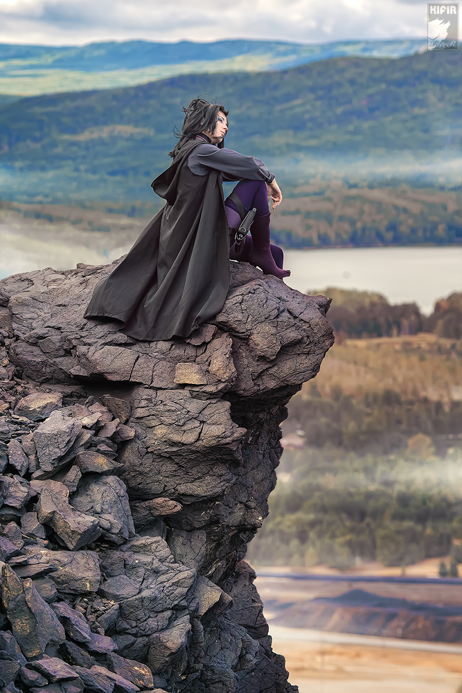 Beyond the horizon by Kifir