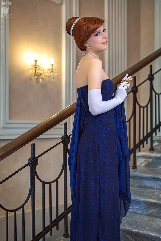 Anastasia Romanov by Kifir