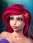 Mermaid by Kifir
