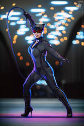 Catwoman by Kifir
