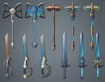 Future weapons by Kifir