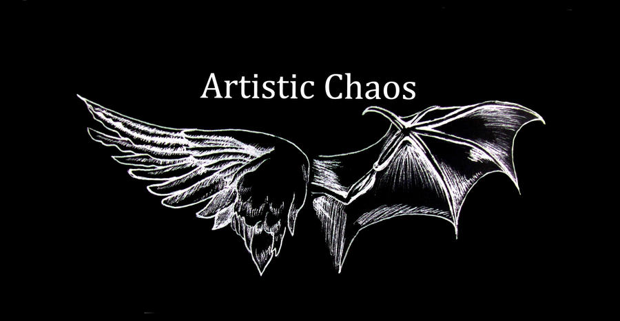 Artistic Chaos by gothicpoizonivy