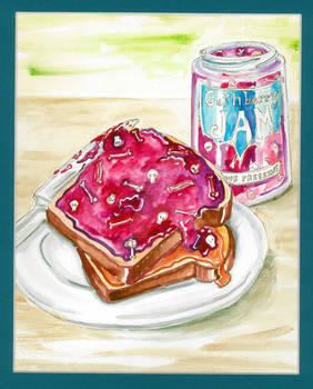 Gothberry Jam