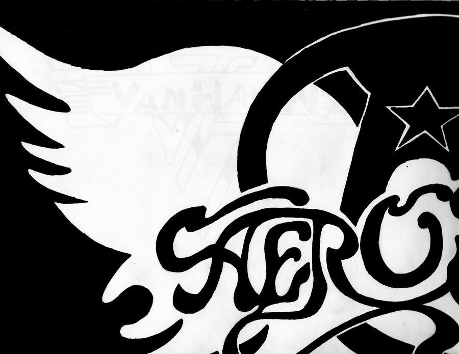 Aerosmith Sharpie by TeeStall