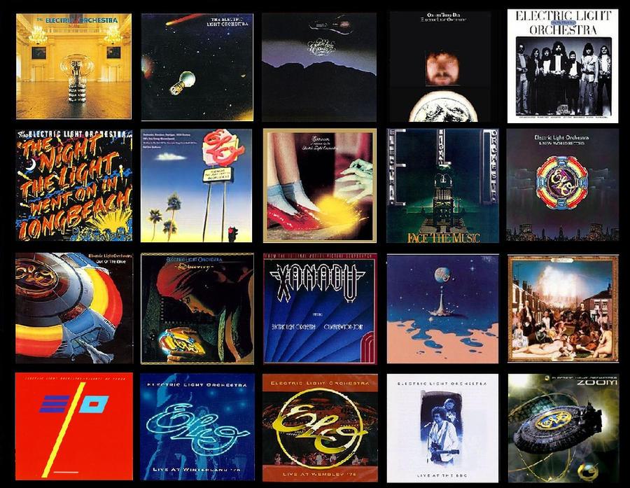 Elo Albums By Teestall On Deviantart