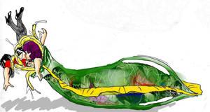 Mass vore(worm)