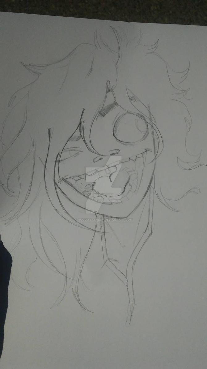 me in Gorillaz version  by Ogoditsashley