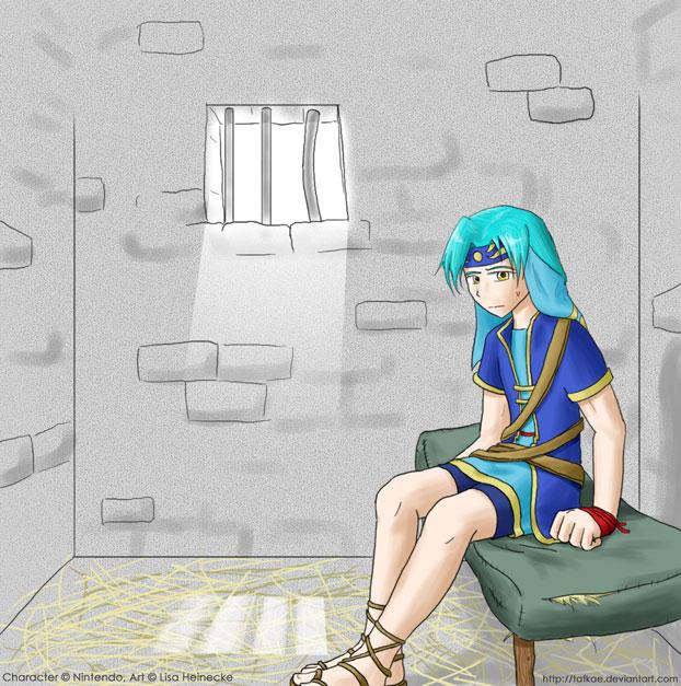 GS - Piers is in Jail Cartoon by tafkae on DeviantArt