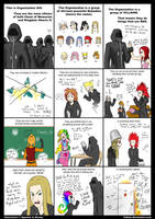 KH - Organization XIII Is... by tafkae