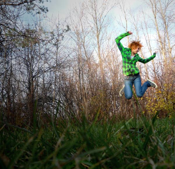 Jump For Fun by ZusaLiko