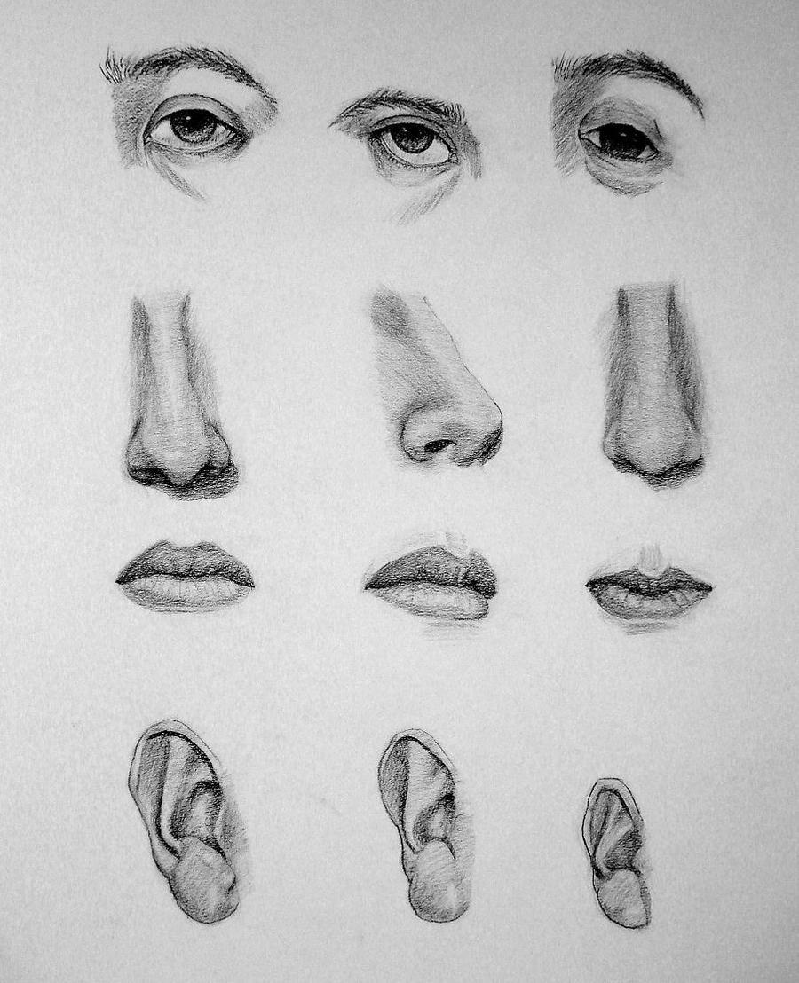 Eyes Mouth Nose 18
