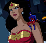 WonderAtom (Wonder Woman and The Atom)