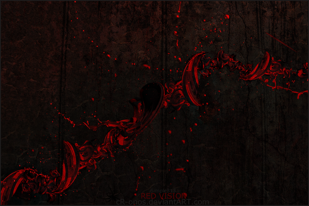 Red Vision by cr-onos