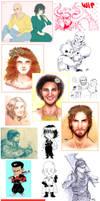 The doodlesh 16